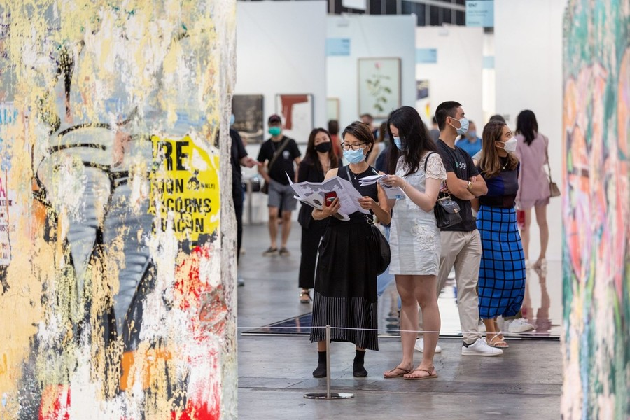 Andamento del primo semestre 2021 dell'Art Market Globale per i rivenditori. A cura di Paolo Turati