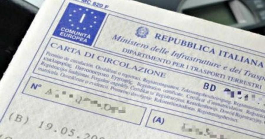 Piemonte, sospeso il pagamento del bollo auto