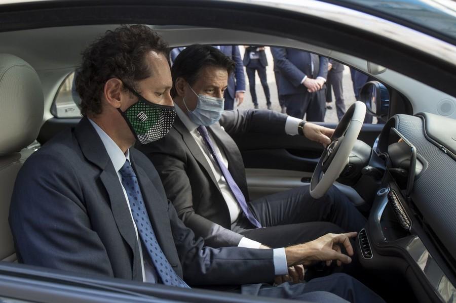 FCA  ultimo atto: dalle auto alle mascherine? Di Giuseppe Chiaradia*
