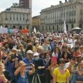 No Paura Day a Torino, la piazza che vive. Di Loredana Biffo*