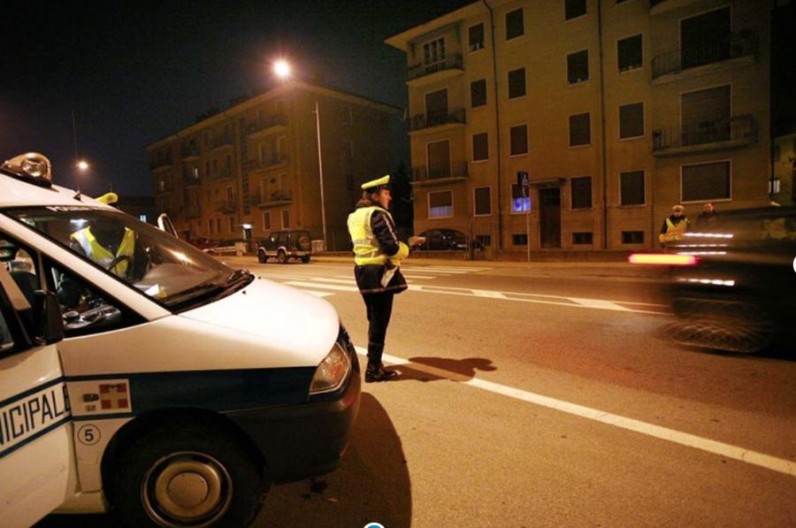 Sicurezza stradale, Torino: in poche ore 230 violazioni al limite di velocità, auto anche a 130 km/h