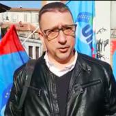 Sciopera il settore orafo, a Torino presidio Uilm alla sede Cartier [video]