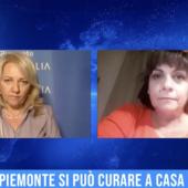 Covid: in Piemonte si può curare a casa