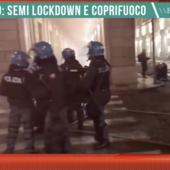 BACKSTAGE Covid19: semi lockdown e coprifuoco