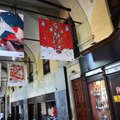 """""""Spazio Portici"""": percorsi creativi in via Nizza a Torino"""