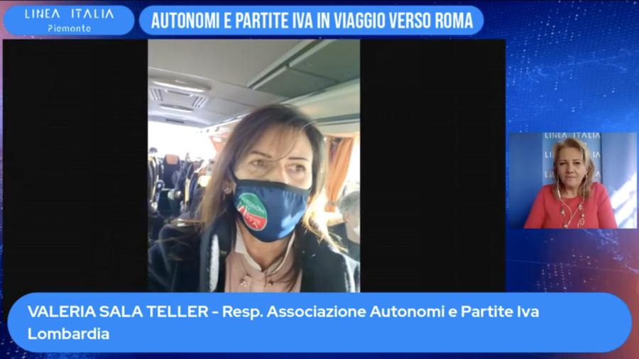 Autonomi e Partite Iva in viaggio verso Roma