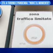 """Ztl a Torino e pandemia: """"Non è il momento"""""""