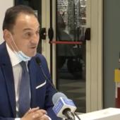 lncontro  Giunta della Regione Piemonte e  Consiglio di Confindustria Piemonte, punto stampa