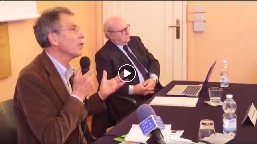 Dibattito pubblico - Parco della Salute, della ricerca e dell' innovazione di Torino promosso dall' Associazione Rinascimento Europeo di Torino. E' il primo di una serie di incontri che rispondono all' esigenza dei cittadini di conoscere il progetto