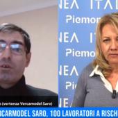 Fallisce la Vercarmodel Saro, 100 lavoratori a rischio