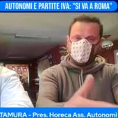 """Autonomi e Partite Iva: """"Si va a Roma"""""""