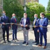 Api Torino inaugura hub vaccinale che sarà gestito in collaborazione con Croce Rossa