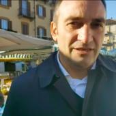 Verso il ballottaggio: Lo Russo incontra i cittadini in piazza Borromini