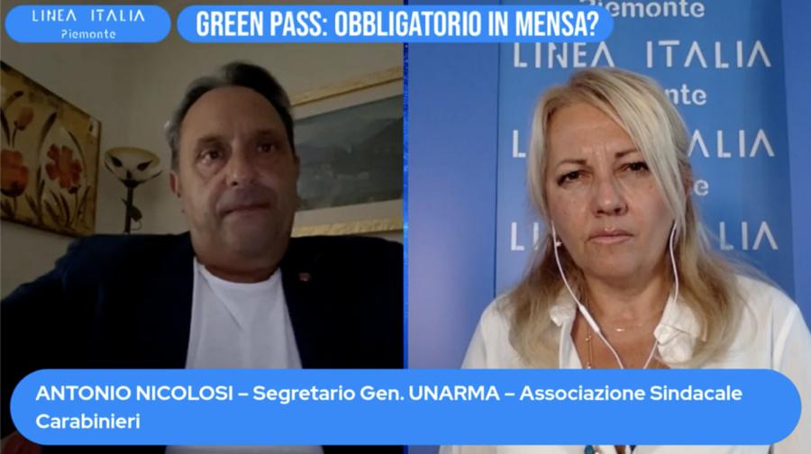 Green Pass: obbligatorio in mensa?