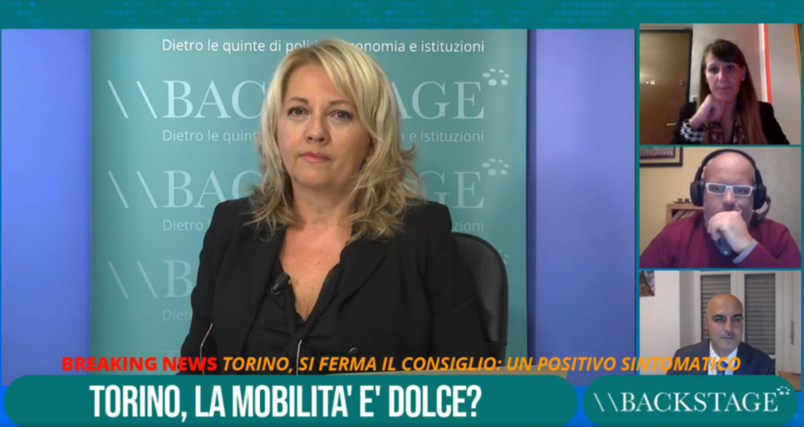 TORINO, LA MOBILITA' E' DOLCE?