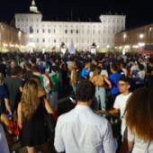 Zona Azzurra: Italia campione d'Europa