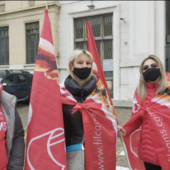 Oggi sciopero nazionale delle aziende multiservizi. A Torino presidio alle Molinette