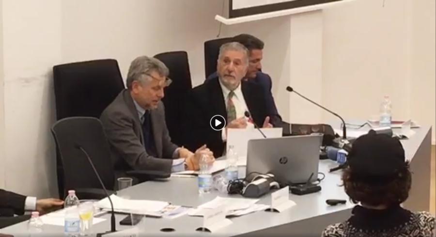 Il Prof. Marco Ponti al Collegio Carlo Alberto di Torino per un confronto con altri esperti