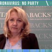 Coronavirus: no party