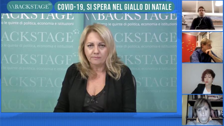 COVID-19, SI SPERA NEL GIALLO DI NATALE