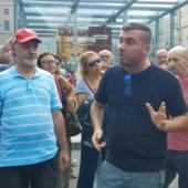"""No green pass a Porta Nuova: """"Non vogliamo essere contro la legge"""""""