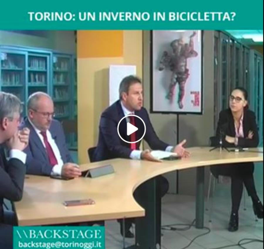 Torino: un inverno in bicicletta?