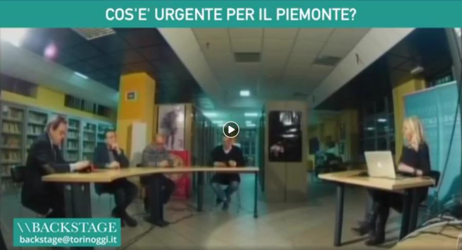 Cos'è urgente per il Piemonte?