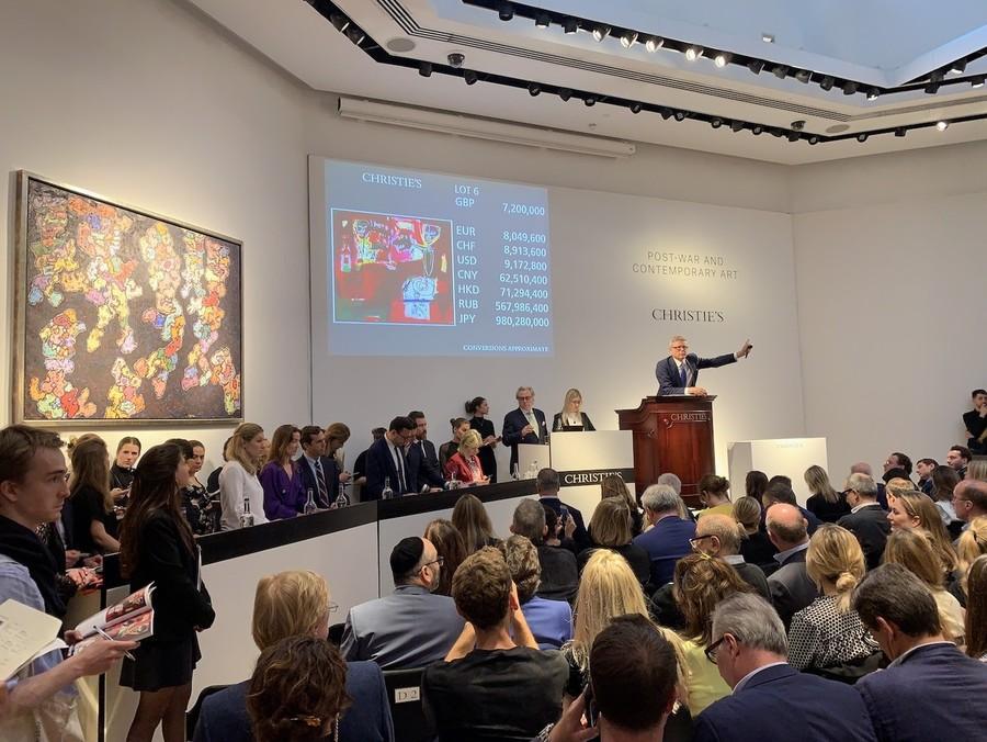 Un secolo di crescite e crolli nel mercato dell'Arte( 1920-2020). Di Paolo Turati*