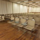 Il Centro Congressi dell'Unione Industriale di Torino si trasforma in hub per i vaccini