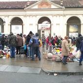 A Torino il mercatino dove ci si scambia la povertà. Di Riccardo Ruggeri*