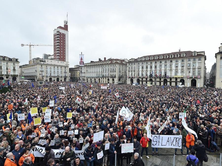 """L' """"affaire madamina"""", Giachino: """"Sulla decisione delle manifestazioni SITAV la TELT non c'entra nulla"""""""