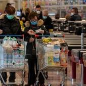 Fra i principali luoghi di contagio: i supermercati non i negozi al dettaglio